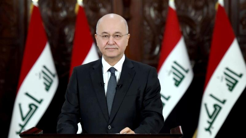 Iraq president threatens to quit over PM nominee