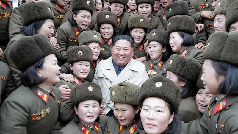 Look how strong we are': North Korea's message for 2020 | North ...