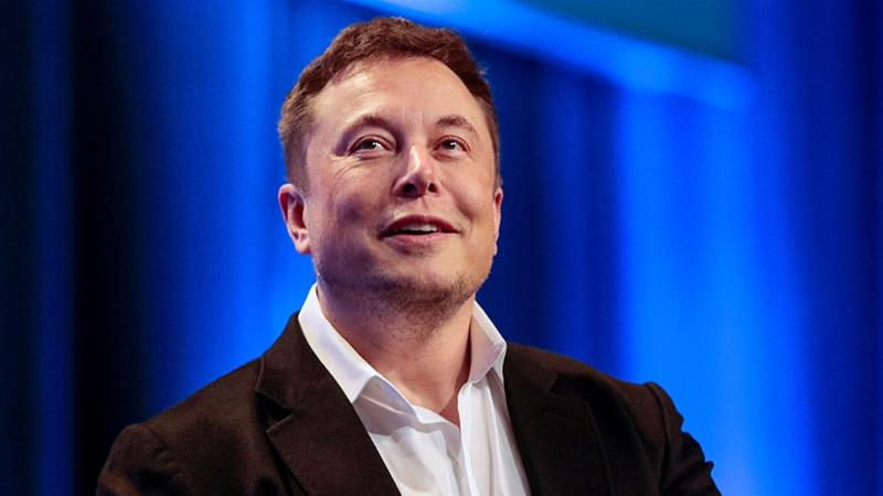 Tesla CEO Elon Musk has previously criticised fund managers for lending shares for hedge funds to bet against them, saying the fund firms made 'excessive profit' from the practice [File:/Kyle Grillot/Reuters]