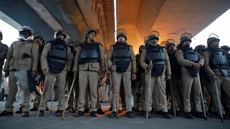 Indian Police Use Facial-Recognition Software In Delhi Rally, Raises Privacy Concerns