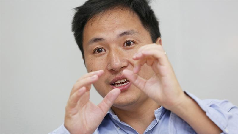 Image result for he jiankui