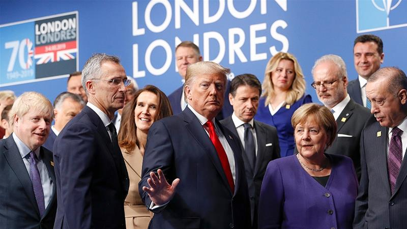 Trump was the 'ugly American' at NATO's London summit