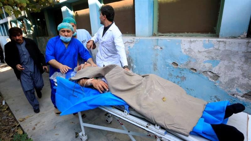 Six dead in Afghanistan terror attack