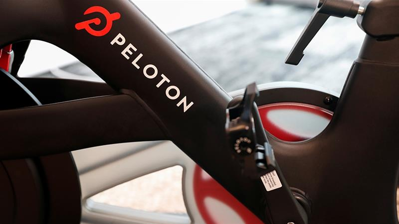 Peloton Responds To Backlash Over Its Bike Ad