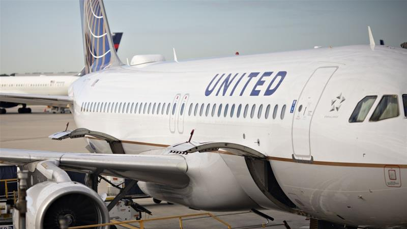 United Airlines is still working closely with Boeing on a potential new twin-aisle aircraft, its chief operating officer told reporters [File: Daniel Acker/Bloomberg]