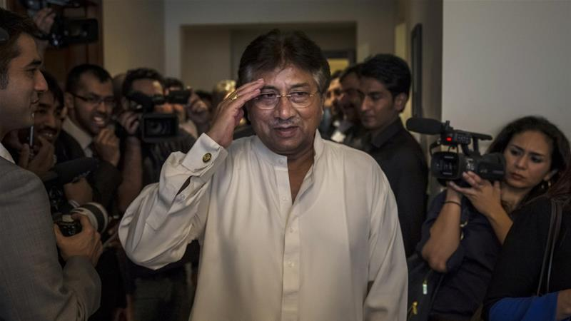 Pervez Musharraf, Pakistan's fugitive ex-leader: Profile