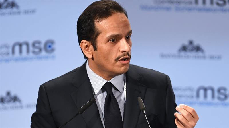 Qatar's Foreign Minister Sheikh Mohammed bin Abdulrahman Al Thani has said talks with blockading neighbours have moved 'from a stalemate' [File: Andreas Gebert/Reuters]