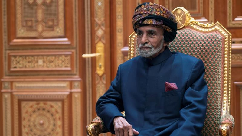 Sultan Qaboos, who has ruled Oman since 1970, is unmarried and has no children or brothers [File: Andrew Caballero-Reynolds/Reuters]