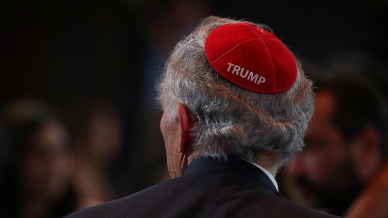 Jews slam Trump for 'anti-Semitic' comments Saturday