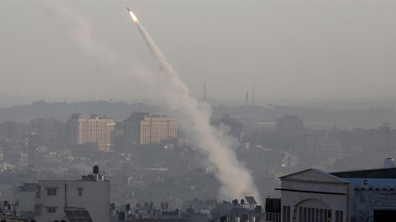 There was no immediate reports of casualties in Israel's air attacks on Hamas military bases in the Gaza Strip [File: Anadolu Agency]