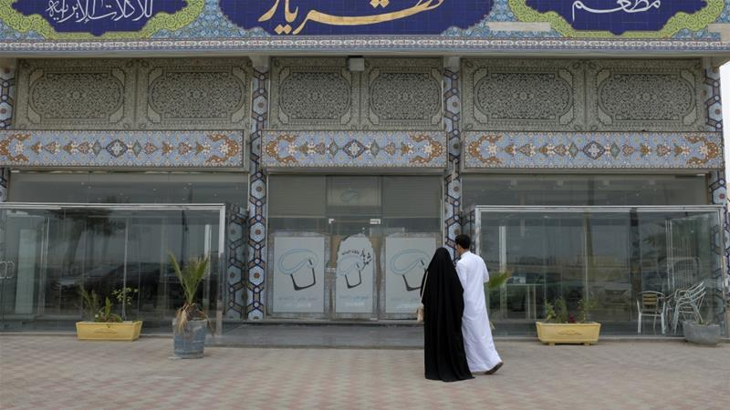 Previously, Saudi Arabia required all restaurants to have one entrance for families and women, and another for men on their own [Reuters]