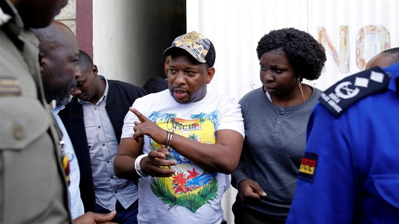 Nairobi Governor Mike Sonko denies corruption charges in court