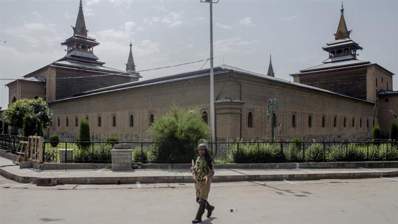 It has been more than four months of a lockdown in Indian-administered Kashmir [Dar Yasin/AP Photo]