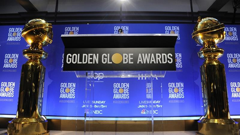 Announced Monday in Beverly Hills, nominations for the 77th annual Golden Globes included 34 for Netflix across the categories of movies and television [File: Chris Pizzello/The Associated Press]