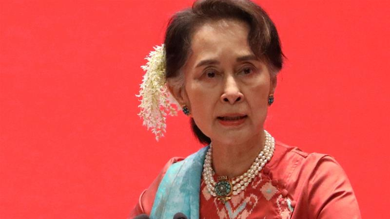 'Not a word': Aung San Suu Kyi criticised over Rakhine silence