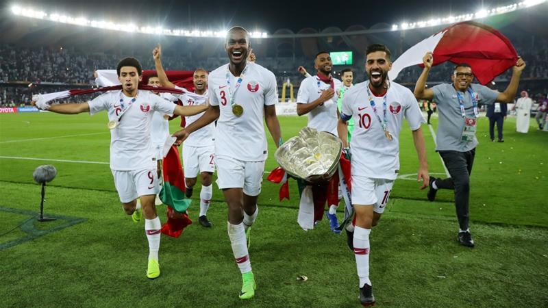 Qatar stun Japan to lift maiden Asian Cup title