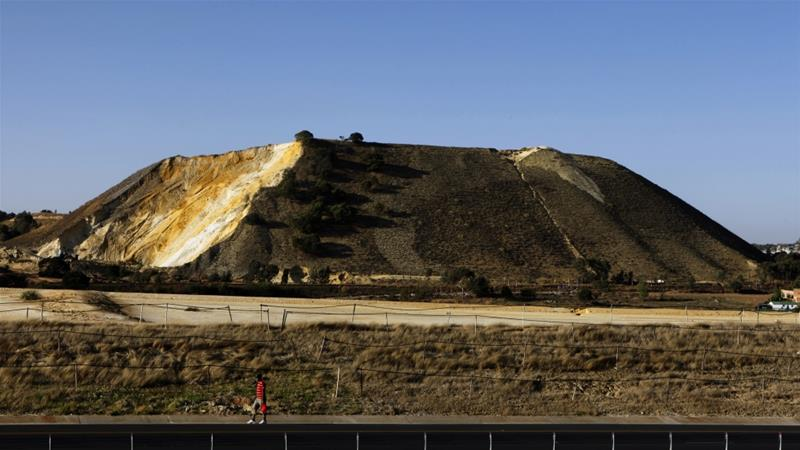 Toxic City: The Cost of Gold Mining in South Africa