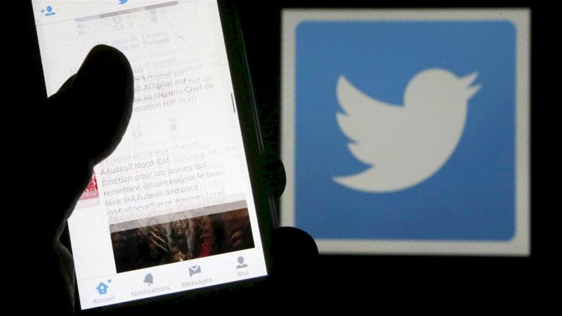 Hacked Twitter accounts used to promote Saudi Arabia, leadership