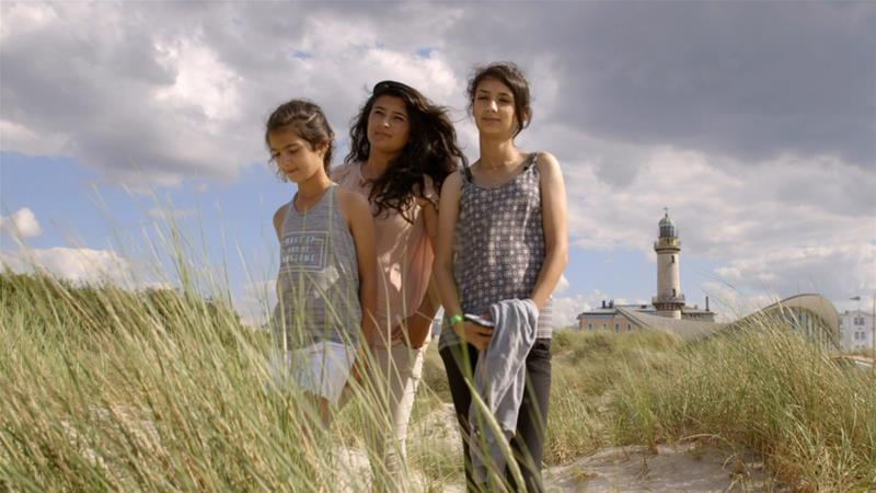 Sky and Ground: A Syrian Family's Journey Across Borders