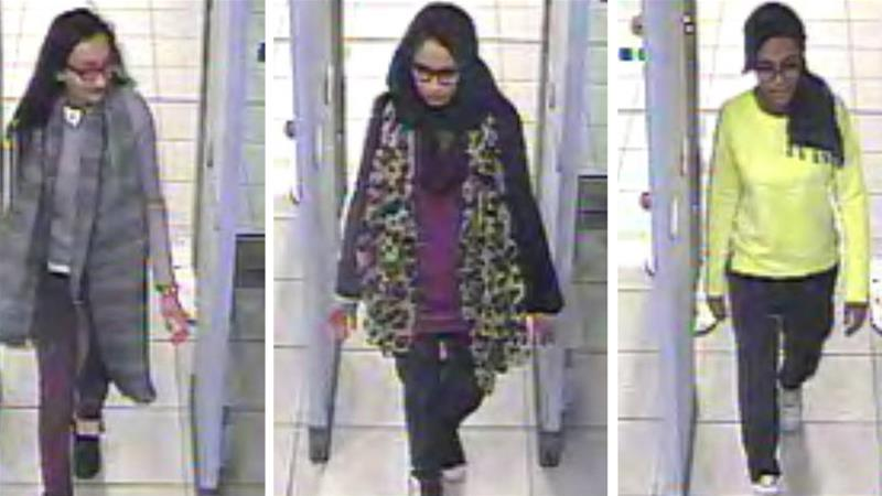 UK schoolgirl who joined ISIL 'could be prevented' from returning