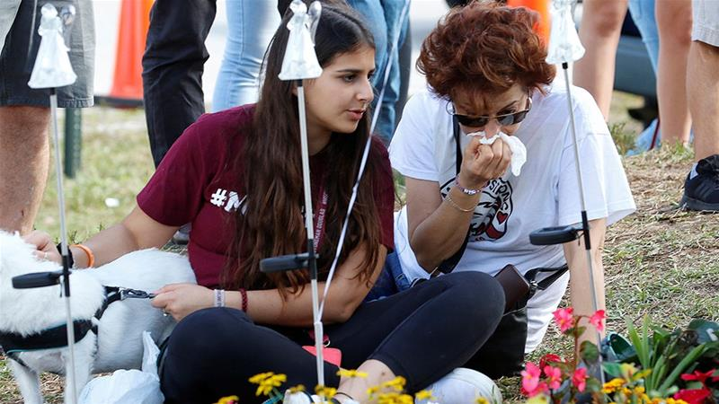 A year on, Parkland shooting victims remembered