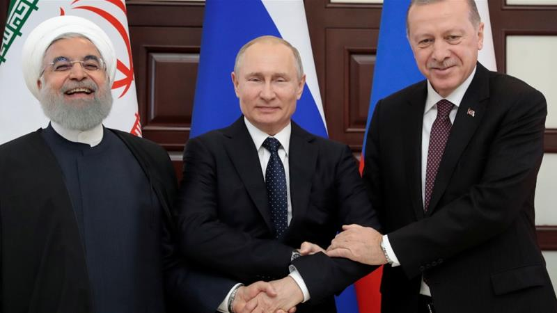 Russia, Turkey, Iran see US pullout from Syria as positive step
