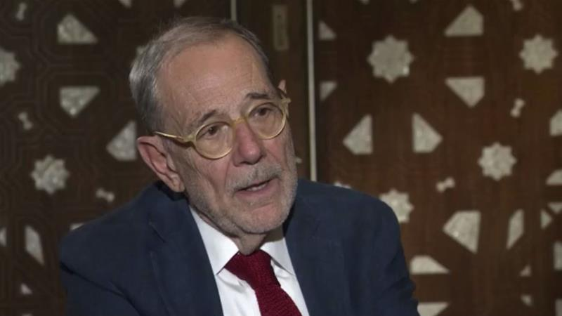 Javier Solana on possible arms race in Europe: 'I'm very worried'