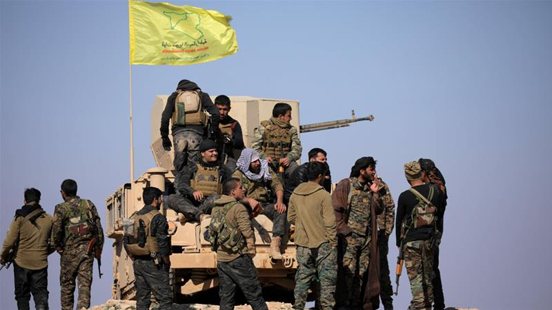 US-backed militia vows to 'end' ISIL in eastern Syria
