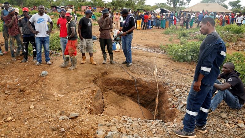 Dozens feared dead in Zimbabwe gold mine flood | Zimbabwe News | Al