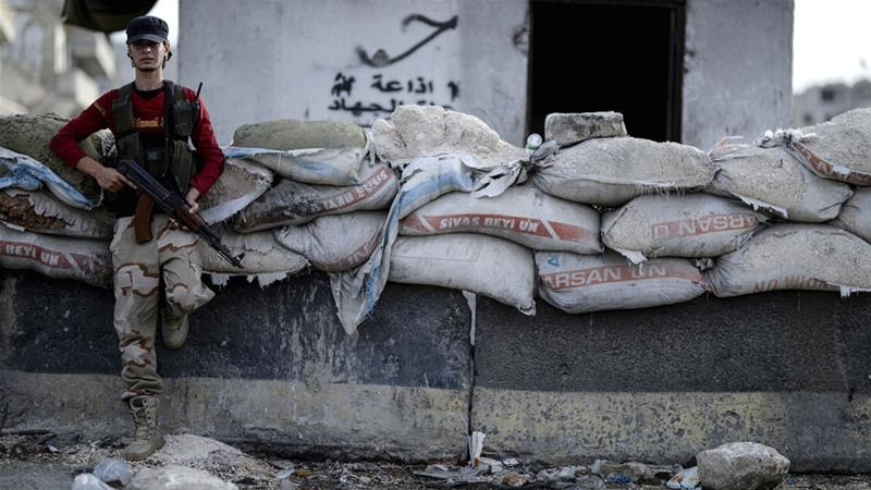 Rebels attack Syrian army posts to avenge civilian deaths
