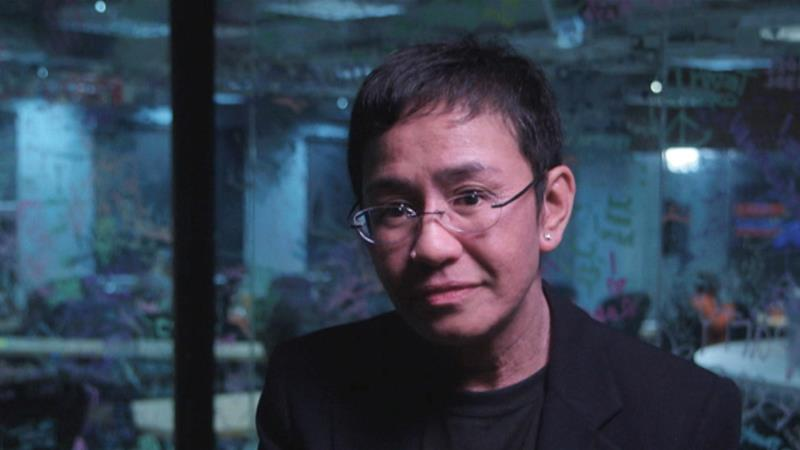 Philippines rearrests Duterte critic journalist Maria Ressa