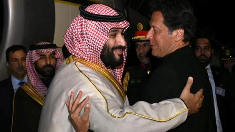 Saudi Arabia has yet to comment on the Pakistani announcement of a prisoner release [Reuters]