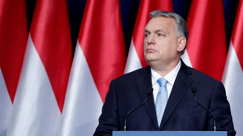 'Fake news': EU rejects Orban's migration media campaign