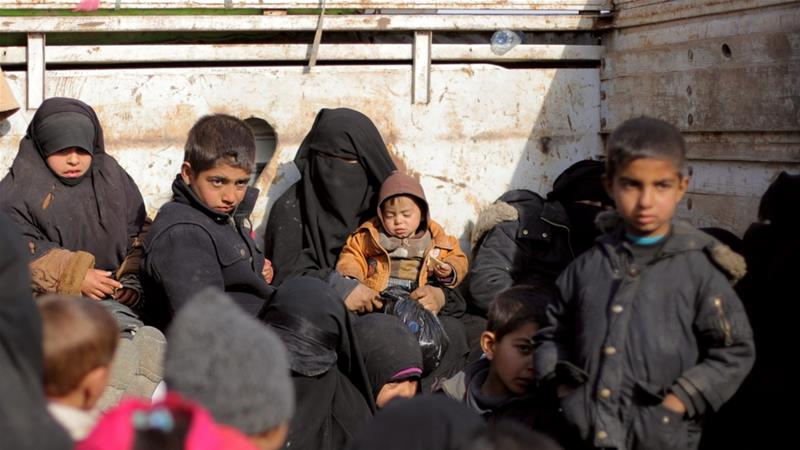 UN concerned over 200 families 'trapped' in last ISIL enclave