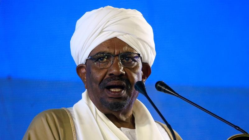 Omar al-Bashir has served as Sudan's president since 1993 [File: Mohamed Nureldin Abdallah/Reuters]