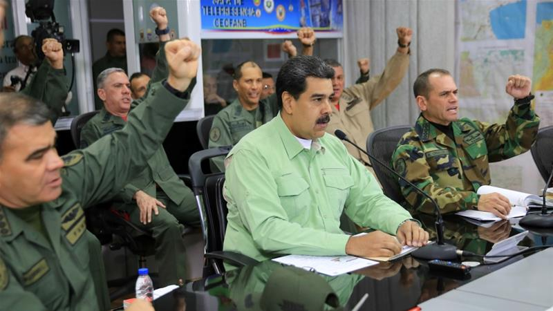 Venezuela, the military, and its support: An explainer