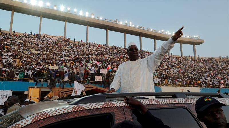 Senegal elections: Sall poised to win re-election