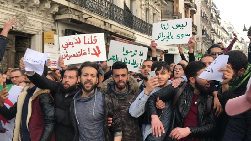 University students are set to protest on Tuesday [Hamdi Baala/Al Jazeera]