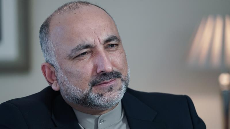 Ex-Afghan security boss Hanif Atmar calls for all-inclusive peace
