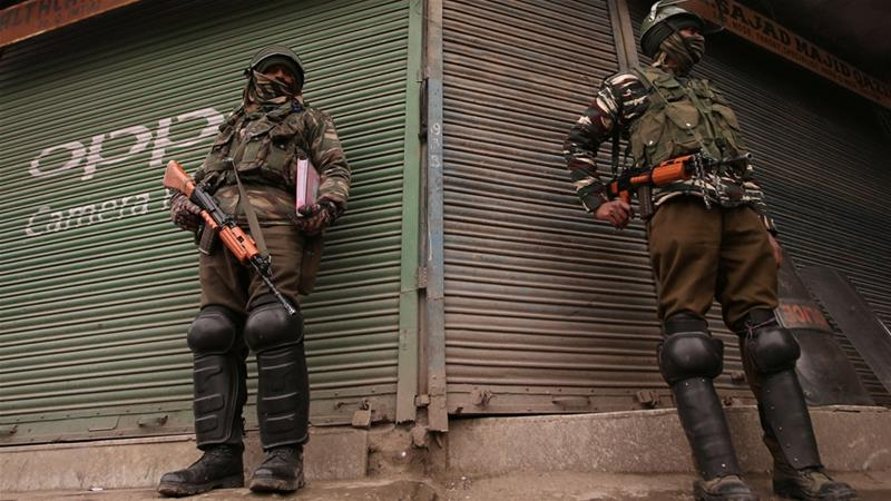India's problems in the Indian-administered Kashmir appear to be steadily increasing [Danish Ismail/Reuters]
