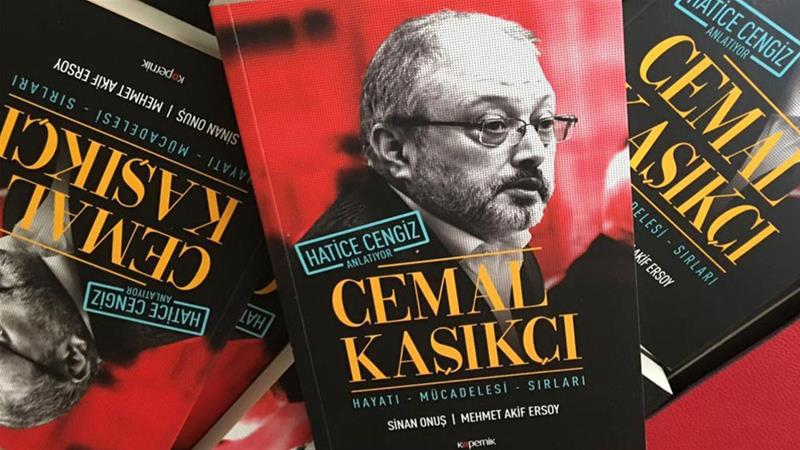 The Saudi journalist was murdered shortly after entering the kingdom's consulate in Istanbul on October 2 [Hatice Cengiz]