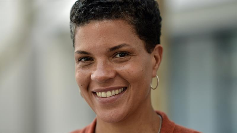 Civil rights lawyer, author and legal scholar Michelle Alexander has recently been appointed a columnist for the New York Times [File: AP Photo]
