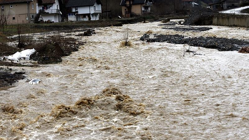 State of emergency declared in Bosnia after heavy flooding