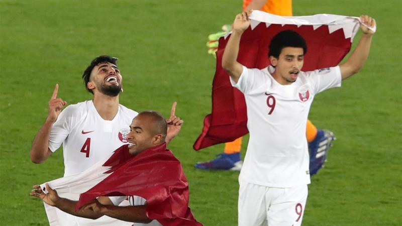 Showing sympathy for Qatar is punishable in the UAE [Thaier al-Sudan/Reuters]
