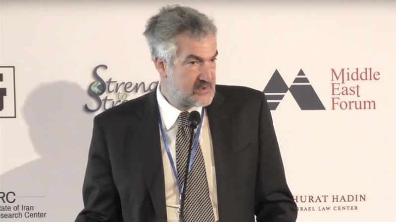 Daniel Pipes, founder and president of the conservative think-tank, has repeatedly been criticised for his Islamophobic views [Middle East Forum]