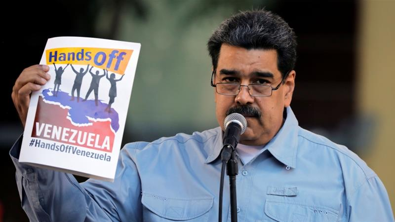 Venezuelans not 'beggars,' give humanitarian aid to Colombians — Maduro