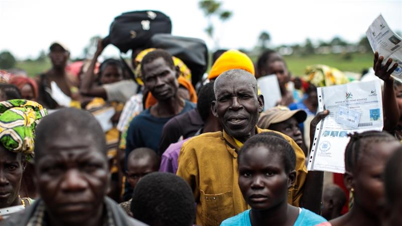 Sub-Saharan Africa hosts more than 26 percent of the world's 25.4 million refugees [Jack Taylor/Getty Images]