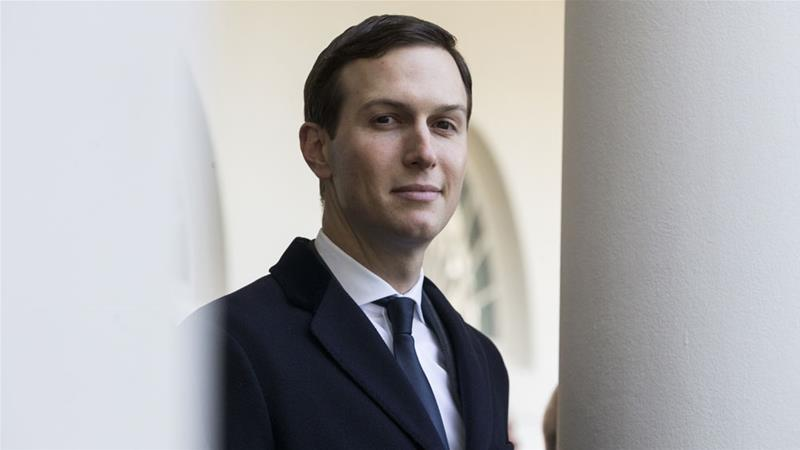 Kushner will visit Saudi Arabia, the UAE, Oman, Bahrain, and Qatar as part of his efforts to shore up support for 'the deal of the century' [File: Michael Reynolds/EPA-EFE]