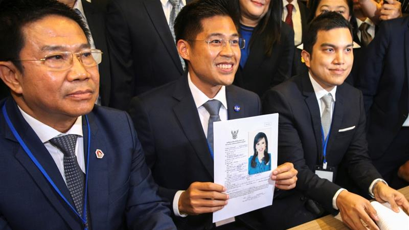 Thai Princess Ubolratana officially nominated as PM candidate