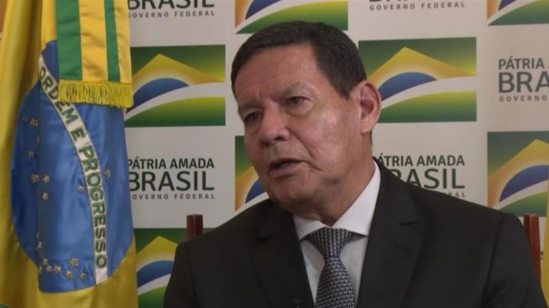 Brazil vice president: Venezuela needs 'a change of government'